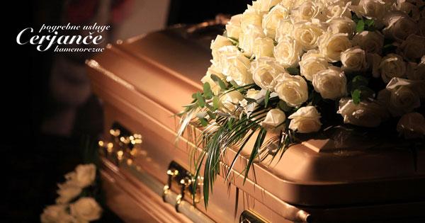 Cerjance - pogrebne usluge