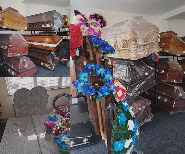 pogrebna oprema Cerjance